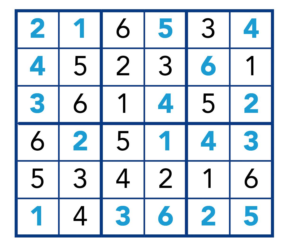 Großartig Sudoku Leicht Zum Ausdrucken Kostenlos Bilder ...